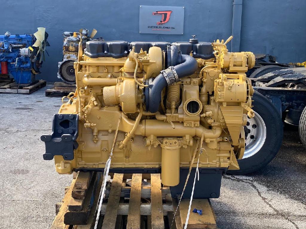 USED 2005 CAT C15 ACERT TRUCK ENGINE TRUCK PARTS #2820