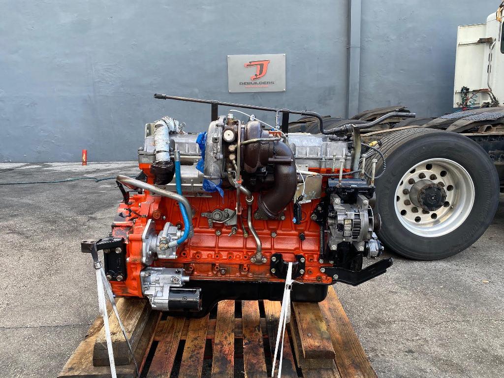 USED 2006 ISUZU 6HK1X TRUCK ENGINE TRUCK PARTS #2828