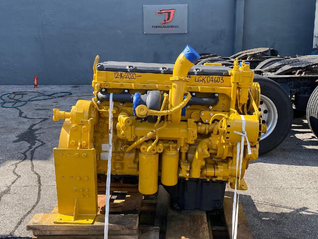 USED 2012 CATERPILLAR C13 ACERT TRUCK ENGINE TRUCK PARTS #2829