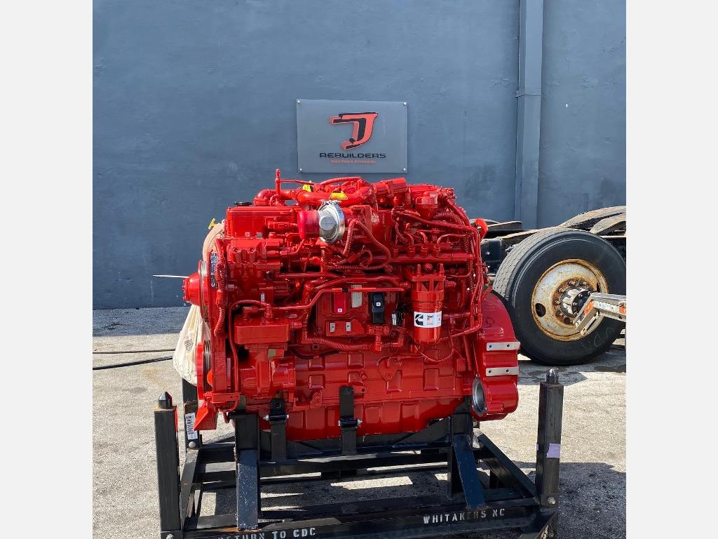 NEW 2016 CUMMINS ISL9 TRUCK ENGINE TRUCK PARTS #2851