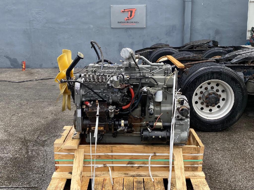 USED 1995 CUMMINS 8.3 6CT TRUCK ENGINE TRUCK PARTS #2855