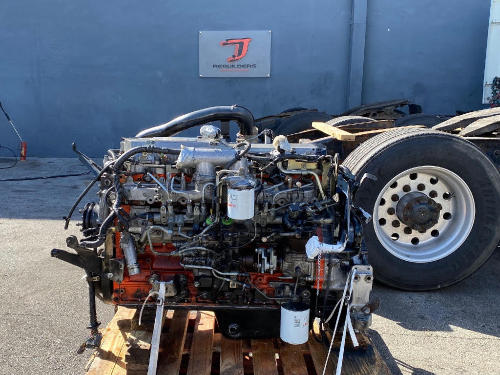 USED 2003 ISUZU 6HK1X TRUCK ENGINE TRUCK PARTS #2859