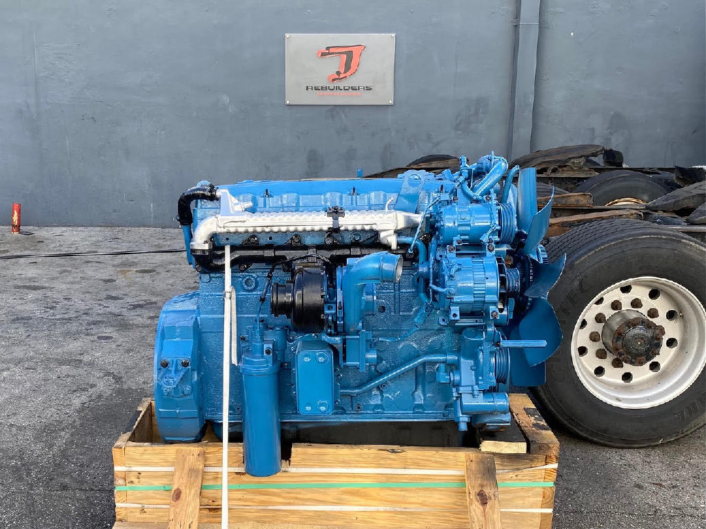 USED 2005 INTERNATIONAL DT570 TRUCK ENGINE TRUCK PARTS #2866