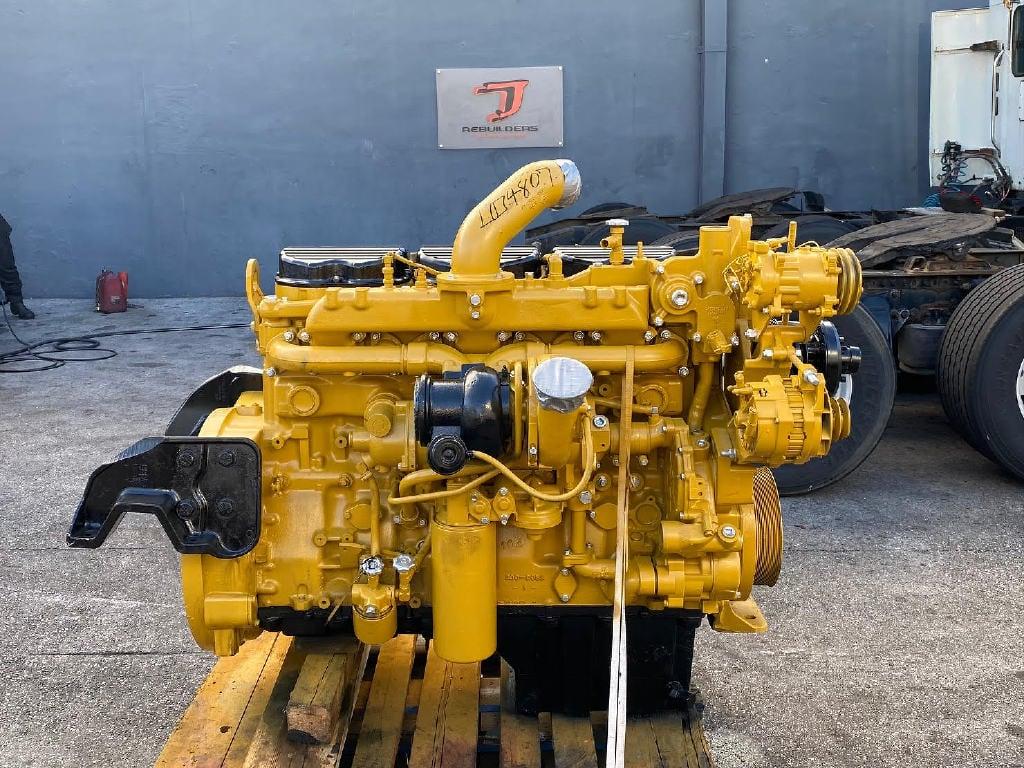USED 2002 CAT C12 TRUCK ENGINE TRUCK PARTS #2867