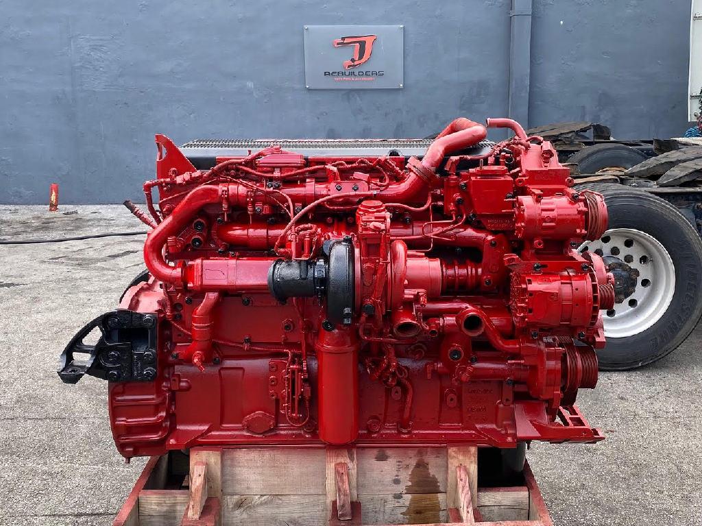 USED 2015 CUMMINS ISX15 TRUCK ENGINE TRUCK PARTS #2871