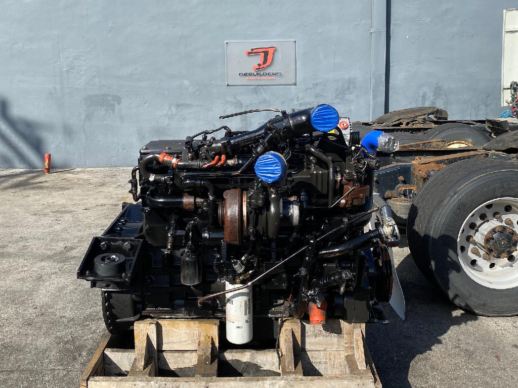 USED 2006 CUMMINS ISM TRUCK ENGINE TRUCK PARTS #2872