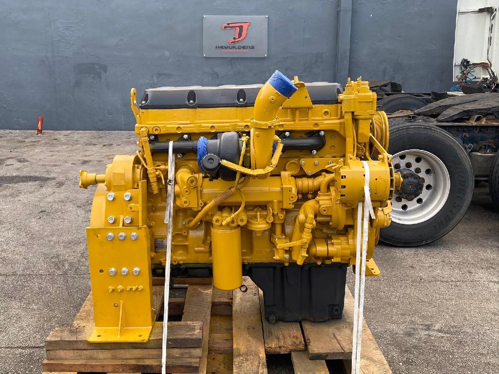 USED 2013 CAT C13 ACERT TRUCK ENGINE TRUCK PARTS #2878
