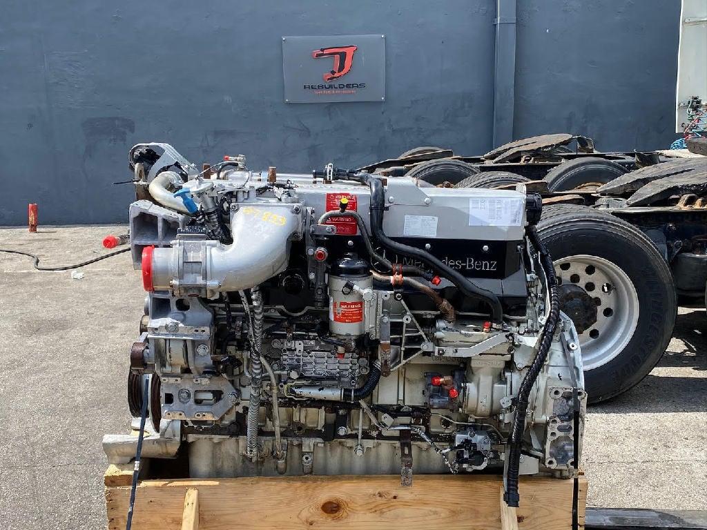 USED 2008 MERCEDES-BENZ OM460LA TRUCK ENGINE TRUCK PARTS #2891