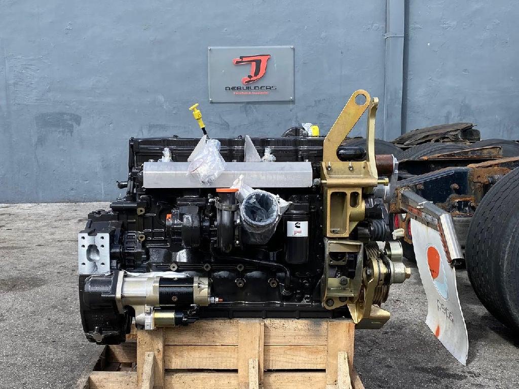 NEW 2011 CUMMINS QSB 6.7 TRUCK ENGINE TRUCK PARTS #2897
