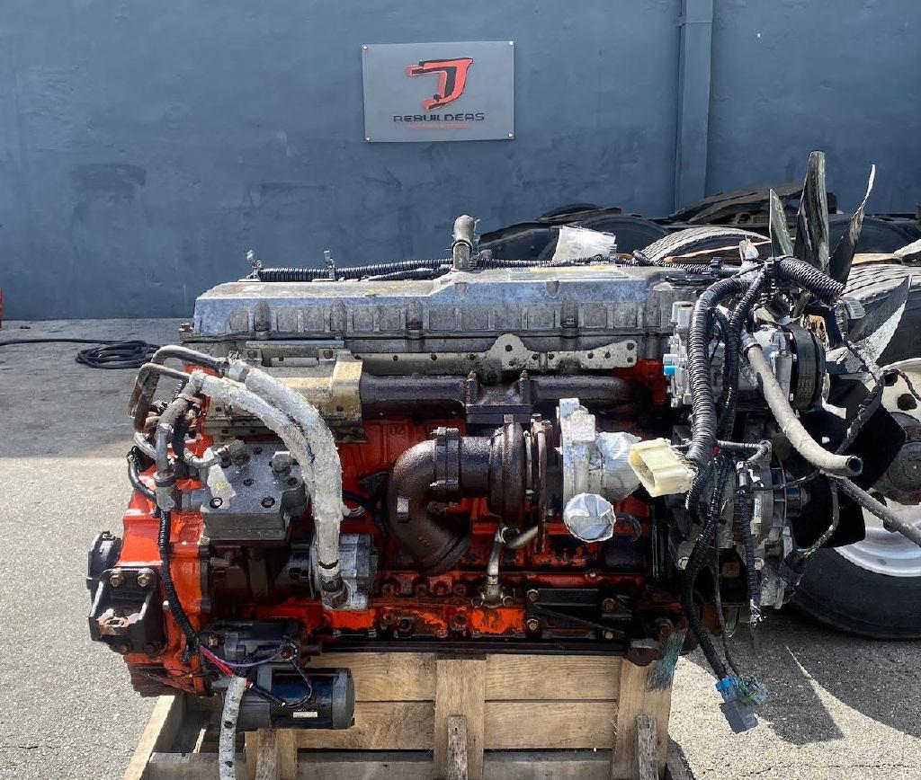 USED 2003 ISUZU 6HK1X TRUCK ENGINE TRUCK PARTS #2909