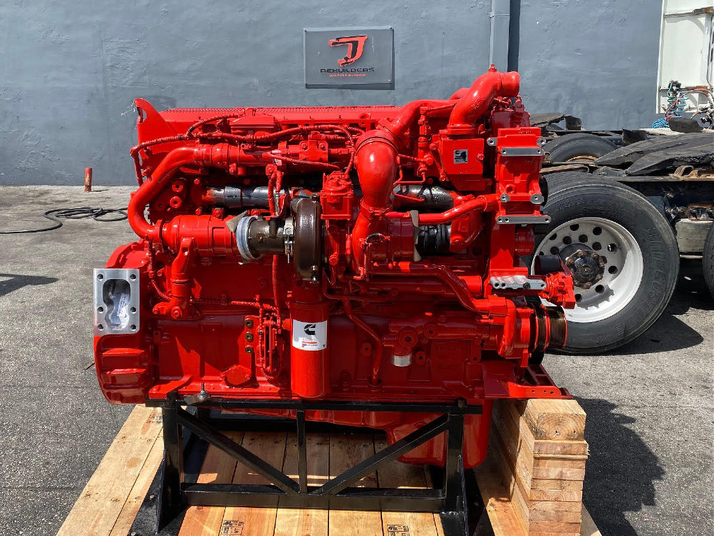 NEW 2018 CUMMINS X15 TRUCK ENGINE TRUCK PARTS #2910