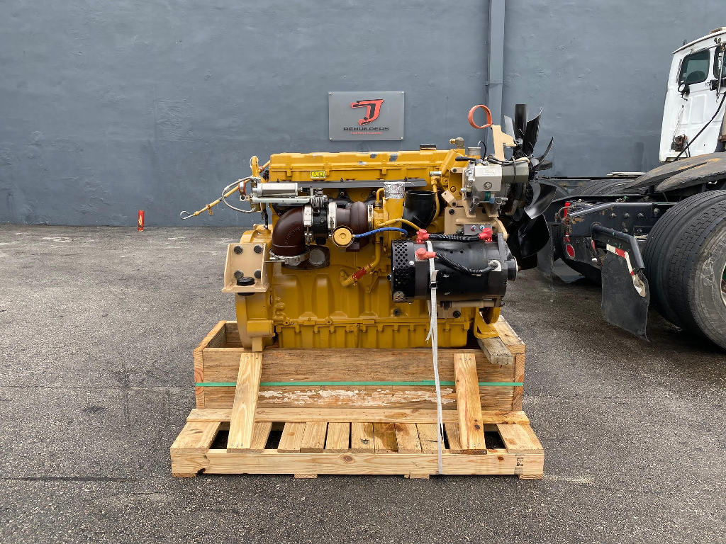 NEW 2011 CAT C9 ACERT TRUCK ENGINE TRUCK PARTS #2916