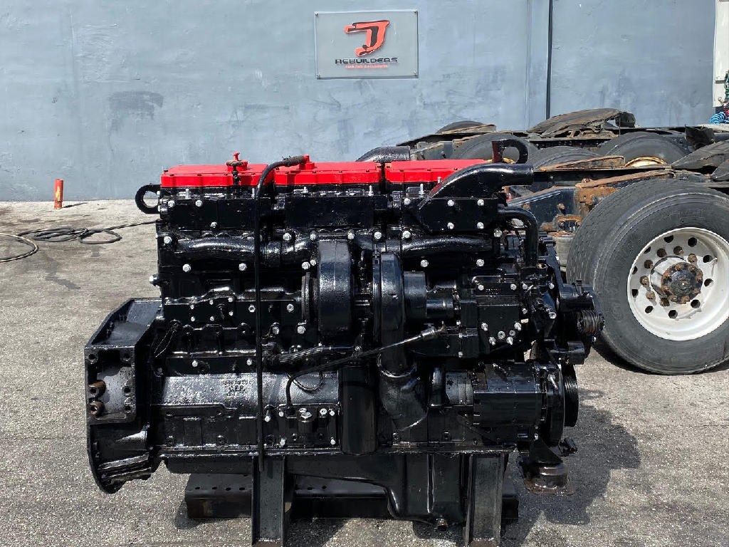 USED 1999 CUMMINS N14 CELECT PLUS TRUCK ENGINE TRUCK PARTS #2917