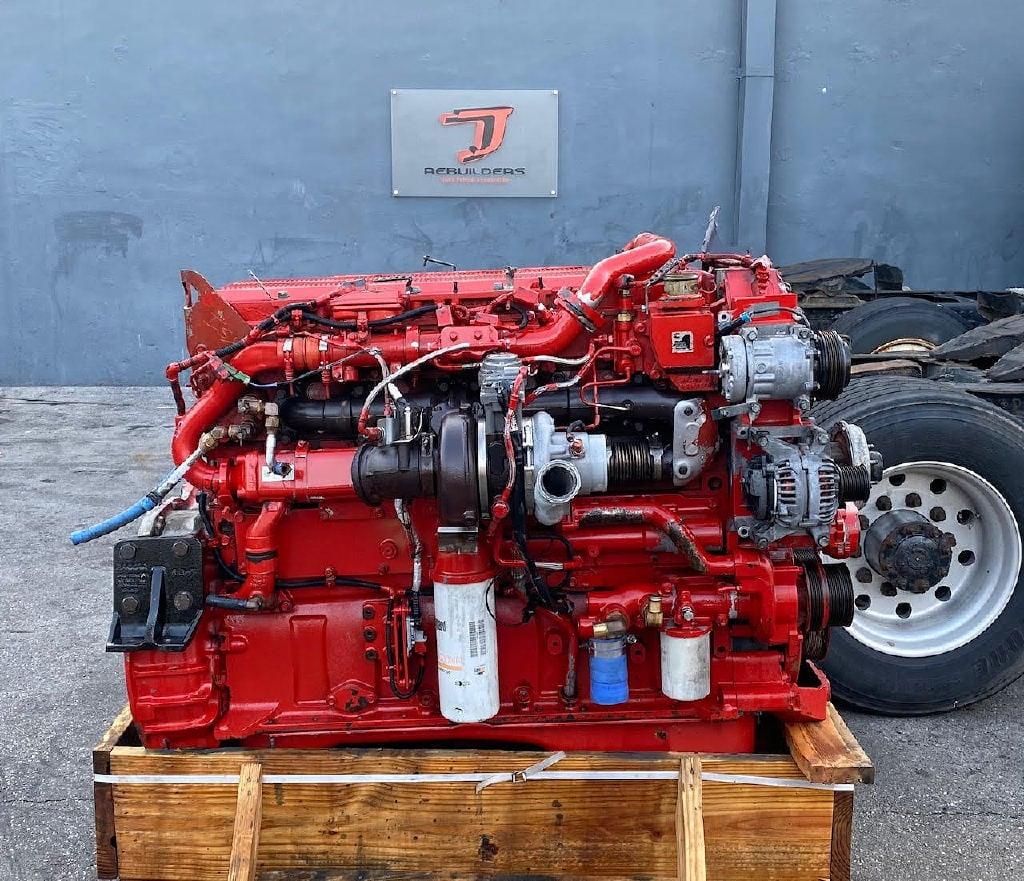 USED 2013 CUMMINS ISX15 TRUCK ENGINE TRUCK PARTS #2919