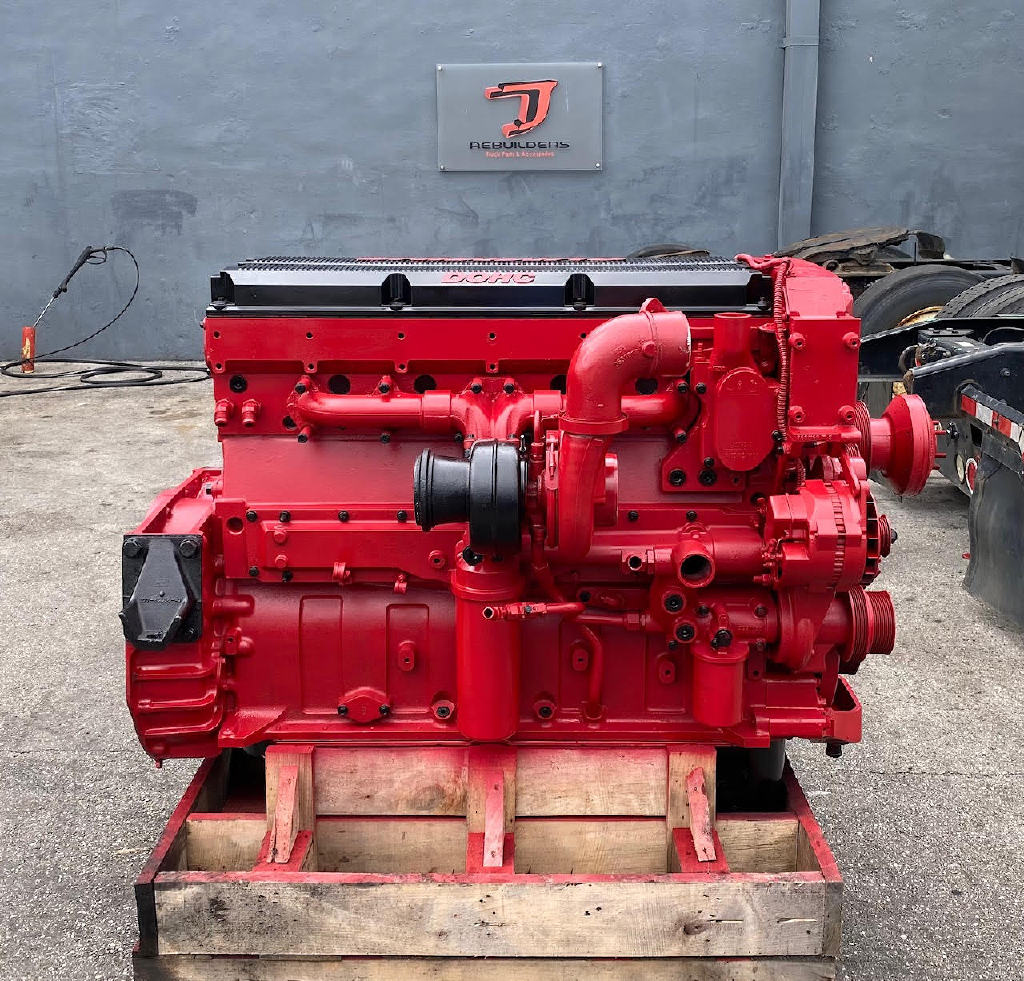USED 2002 CUMMINS ISX TRUCK ENGINE TRUCK PARTS #2923