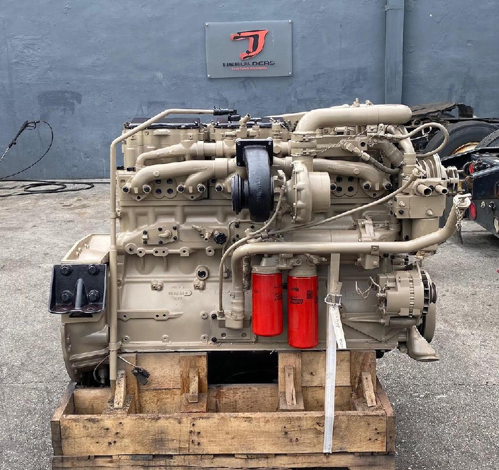 USED 1987 CUMMINS BIG CAM 4 TRUCK ENGINE TRUCK PARTS #2925