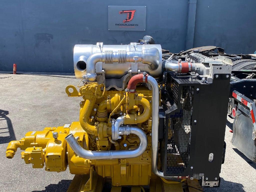 USED 2012 CATERPILLAR C4.4 ACERT EQUIPMENT ENGINE TRUCK PARTS #2926