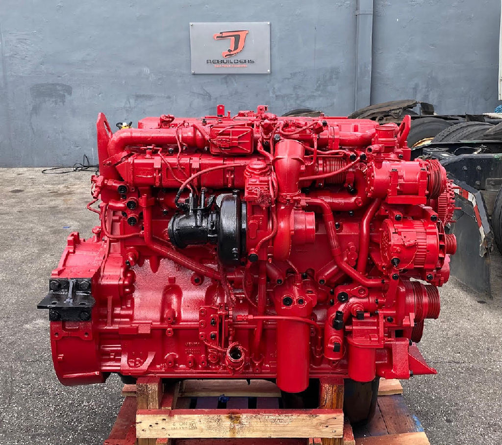 USED 2012 CUMMINS ISX12 TRUCK ENGINE TRUCK PARTS #2931