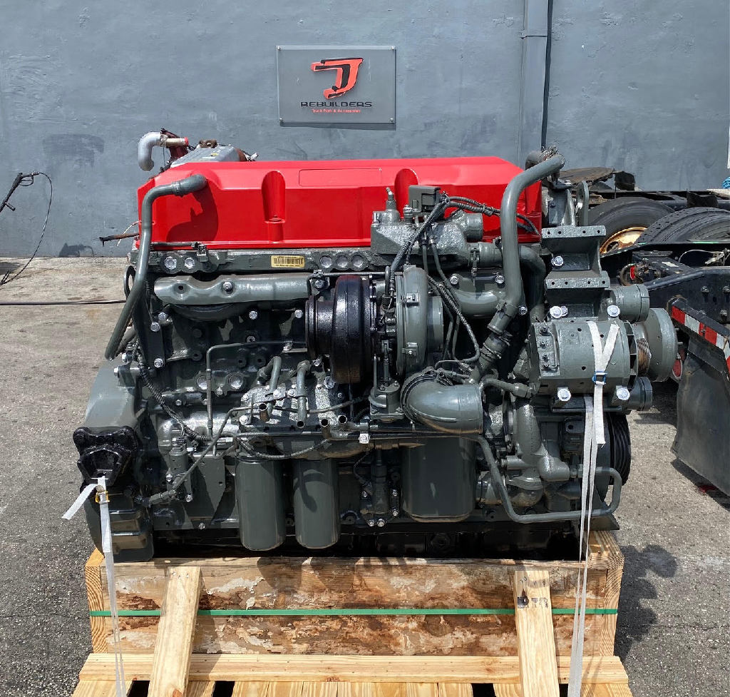 USED 2005 DETROIT SERIES 60 14.0L TRUCK ENGINE TRUCK PARTS #2940