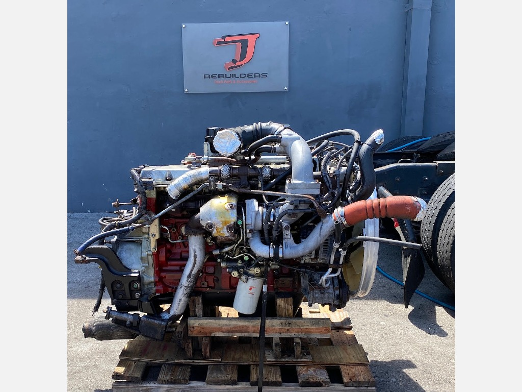USED 2011 HINO J08E-VC TRUCK ENGINE TRUCK PARTS #2948