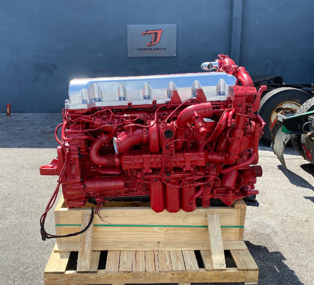 USED 2007 MACK MP8 TRUCK ENGINE TRUCK PARTS #2949