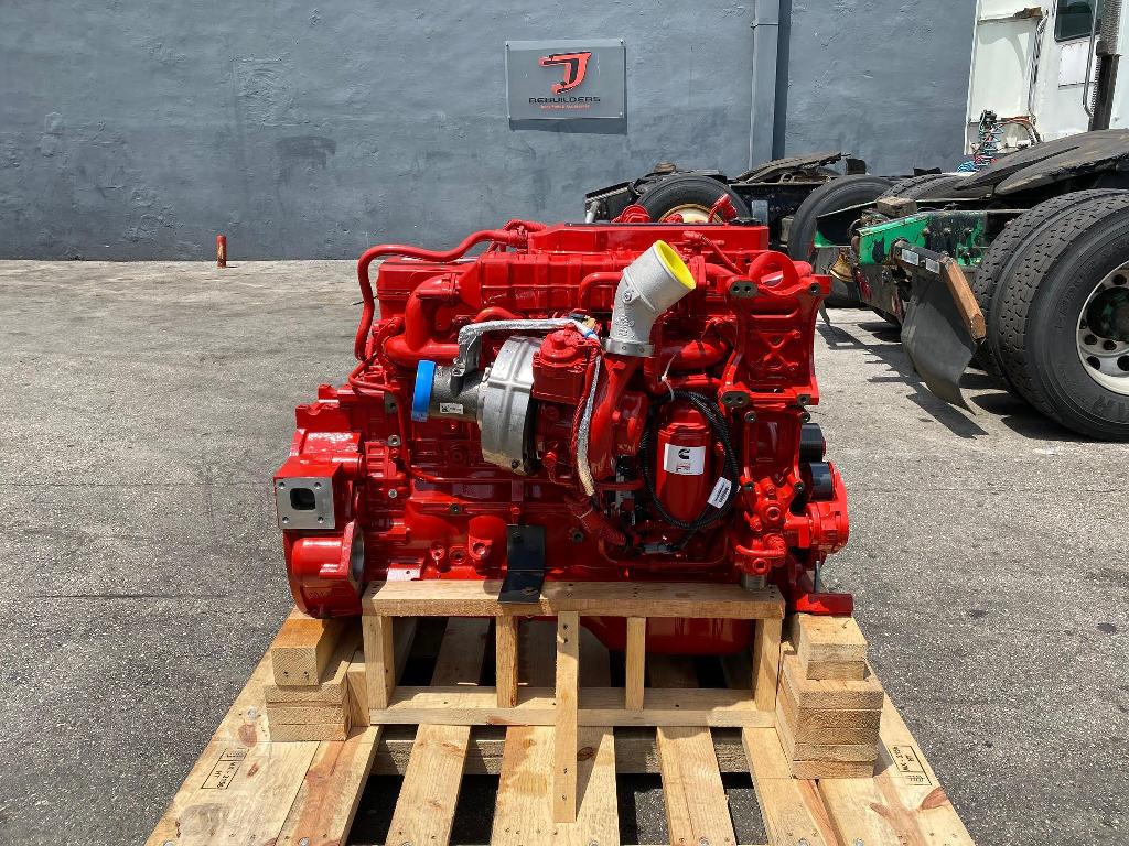 NEW 2018 CUMMINS B6.7 TRUCK ENGINE TRUCK PARTS #2950