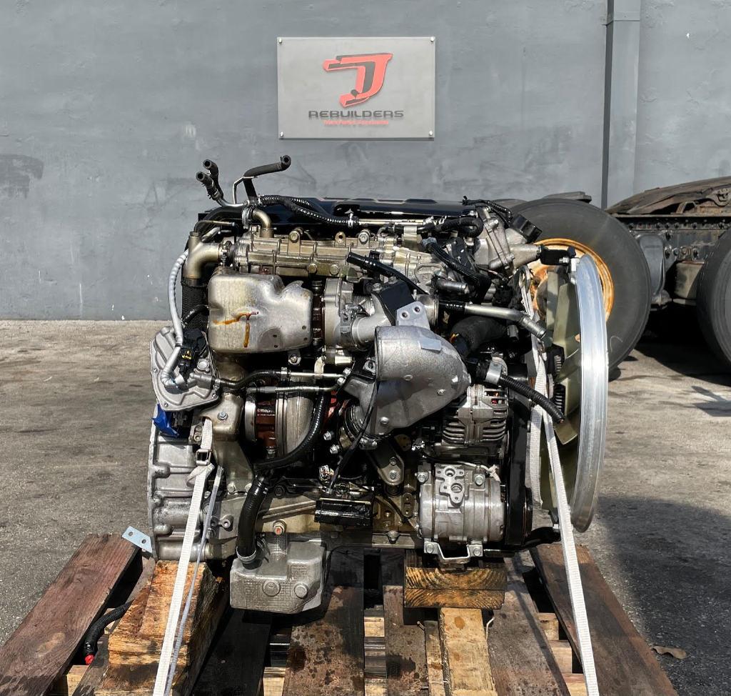 USED 2014 MITSUBISHI F1C TRUCK ENGINE TRUCK PARTS #2953