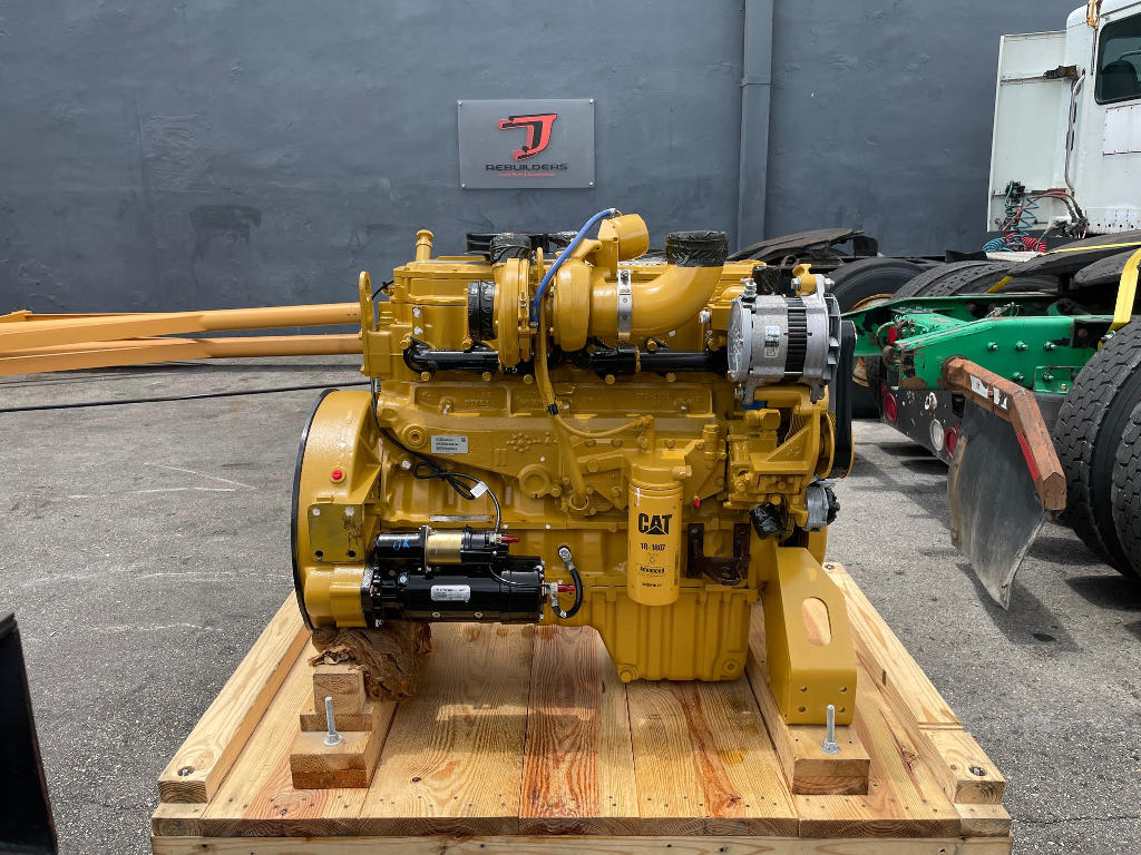 NEW 2007 CAT 3126 EQUIPMENT ENGINE TRUCK PARTS #2955