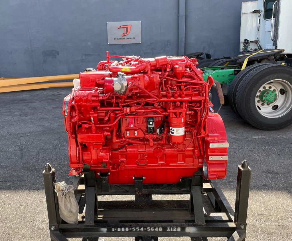 NEW 2016 CUMMINS ISL9 TRUCK ENGINE TRUCK PARTS #2958