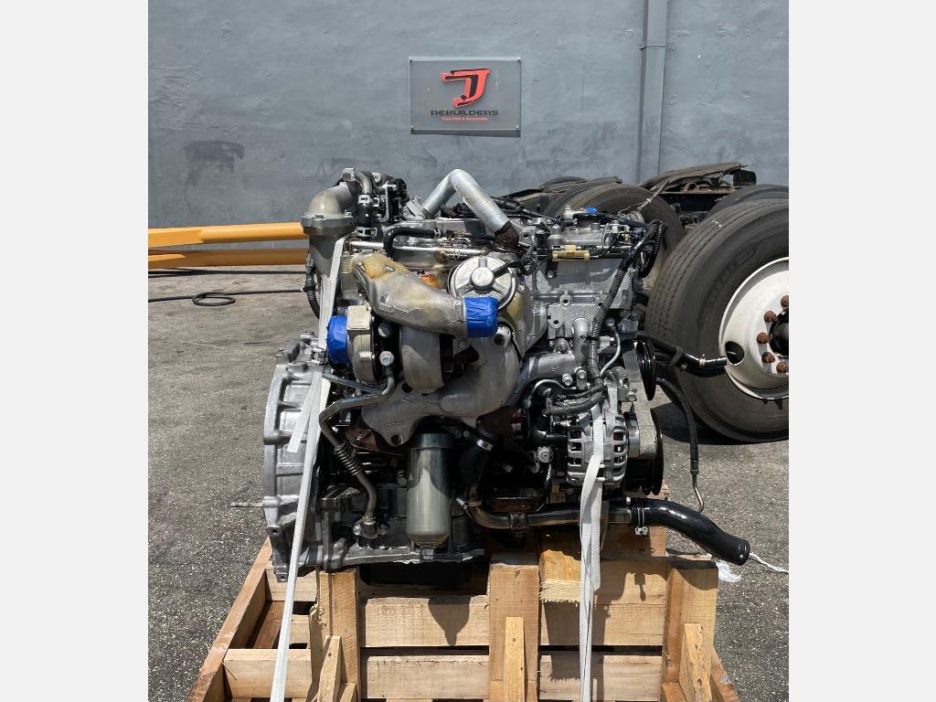USED 2015 ISUZU 4JJ1 TRUCK ENGINE TRUCK PARTS #2960