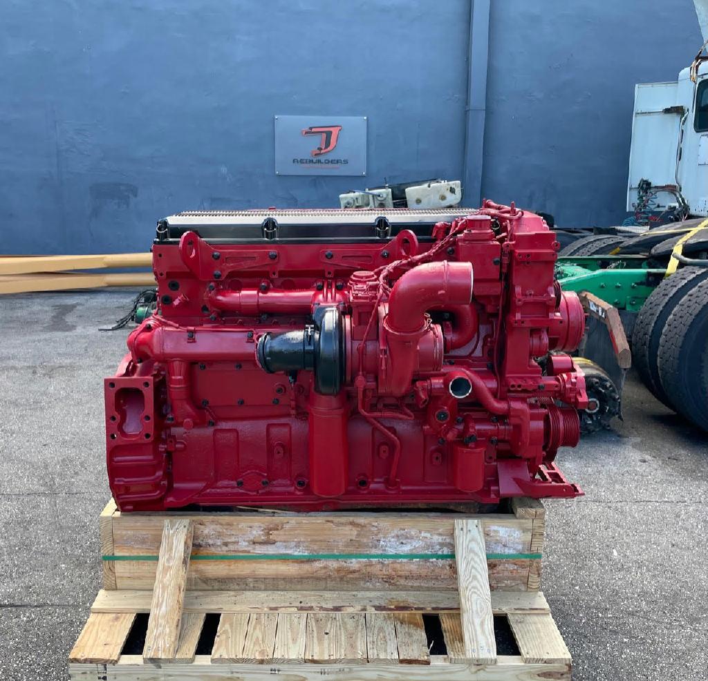 USED 2009 CUMMINS ISX TRUCK ENGINE TRUCK PARTS #2965