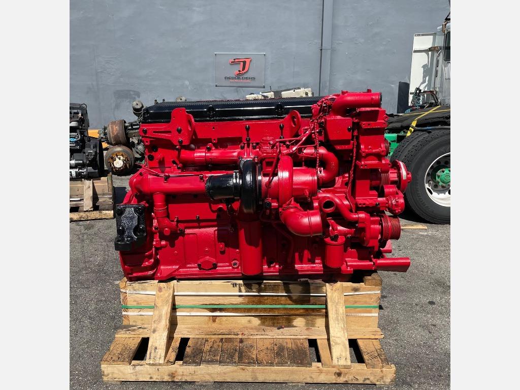 USED 2009 CUMMINS ISX TRUCK ENGINE TRUCK PARTS #2972