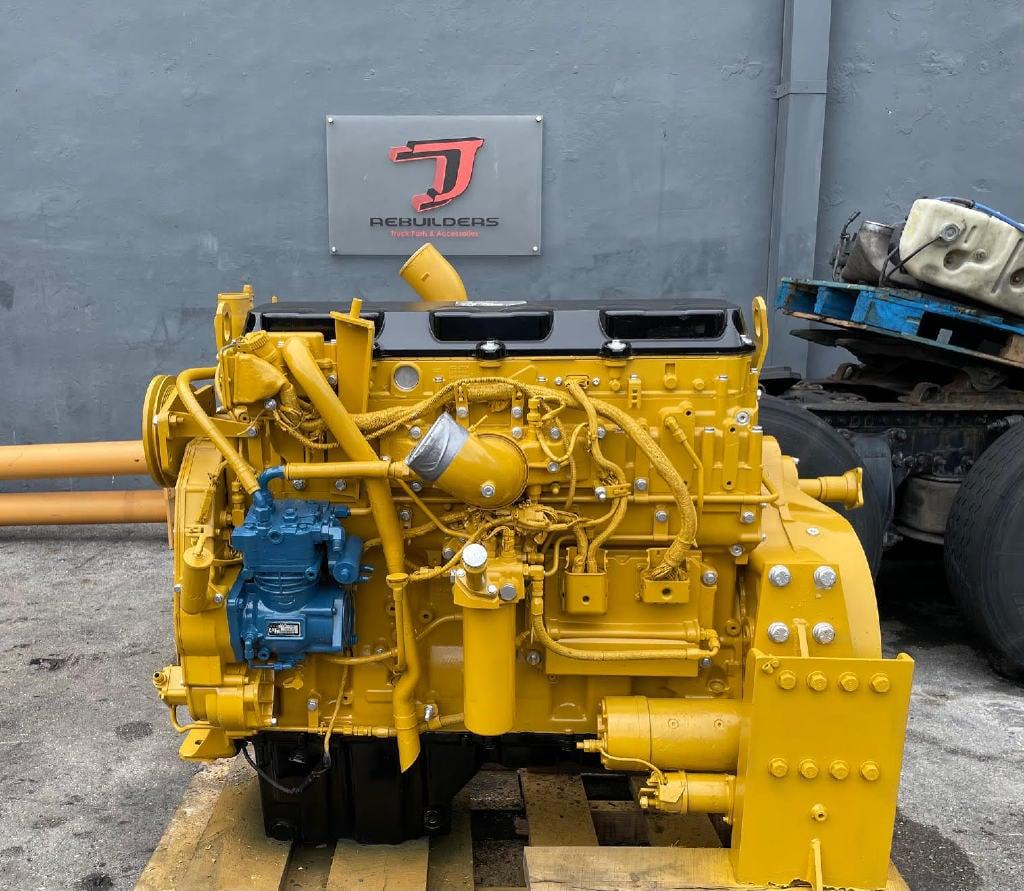 USED 2010 CAT C13 INDUSTRIAL EQUIPMENT ENGINE TRUCK PARTS #2975