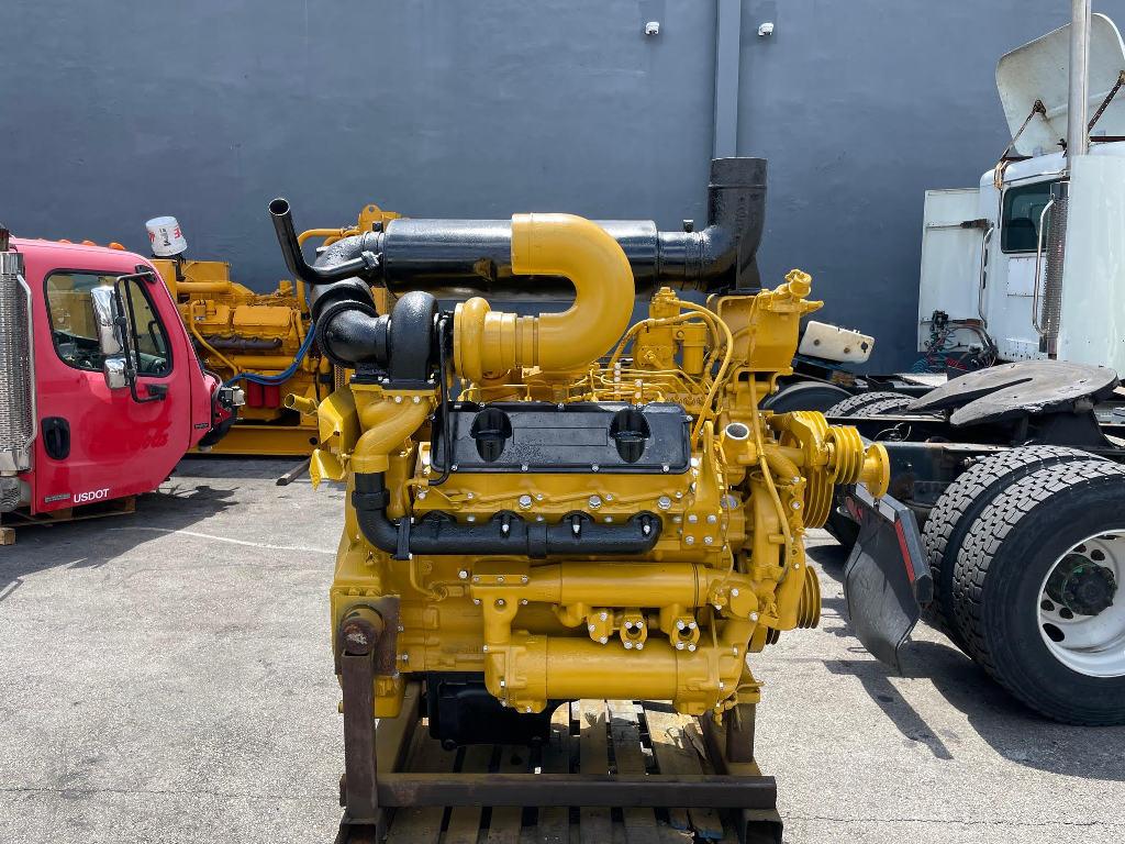 USED CATERPILLAR 3408 DI EQUIPMENT ENGINE TRUCK PARTS #2981