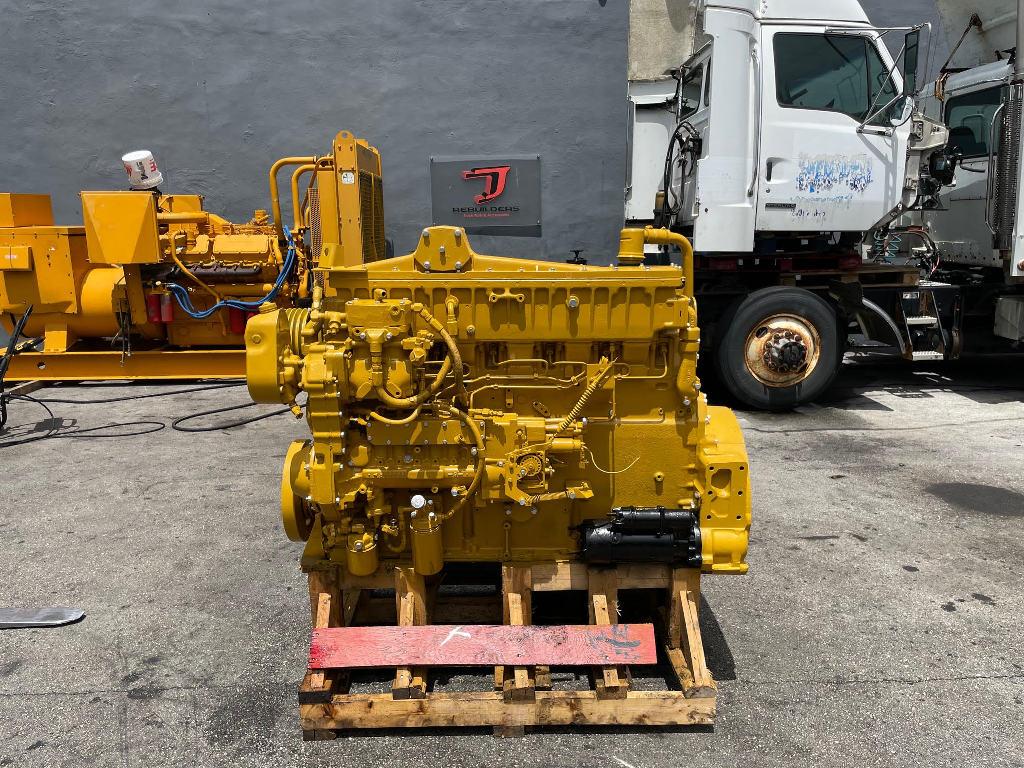 USED 1984 CATERPILLAR 3406B TRUCK ENGINE TRUCK PARTS #2984