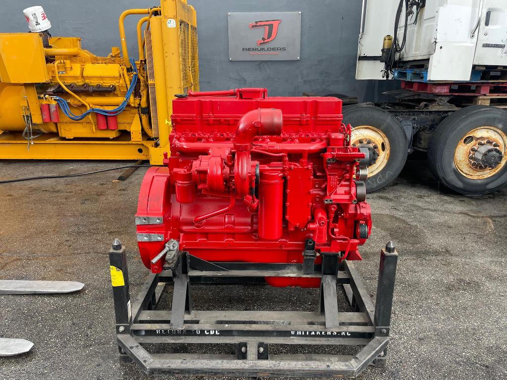 NEW 2014 CUMMINS ISL TRUCK ENGINE TRUCK PARTS #2985