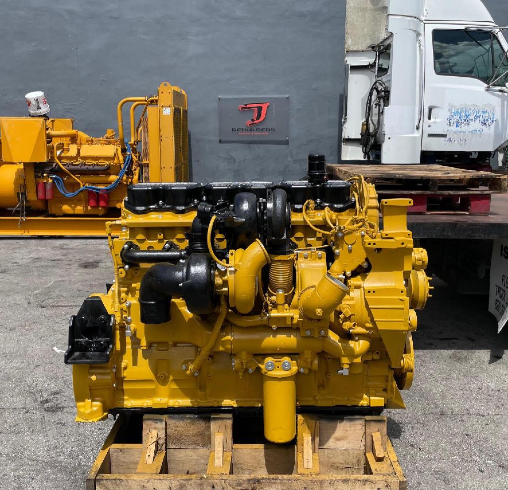 USED 2004 CAT C15 ACERT TRUCK ENGINE TRUCK PARTS #2986
