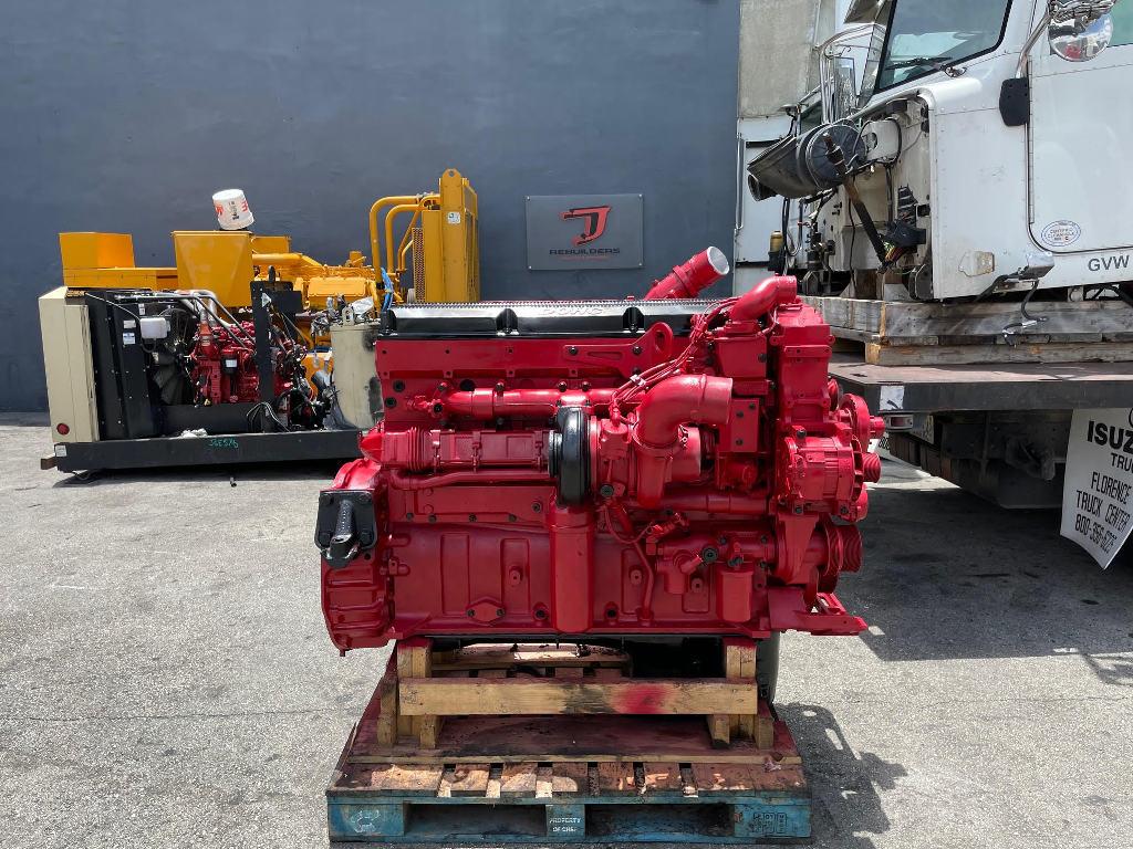 USED 2006 CUMMINS ISX TRUCK ENGINE TRUCK PARTS #2987