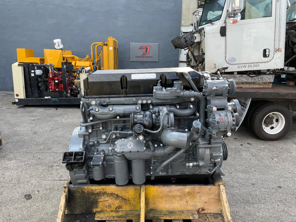 USED 2001 DETROIT SERIES 60 12.7 TRUCK ENGINE TRUCK PARTS #2989