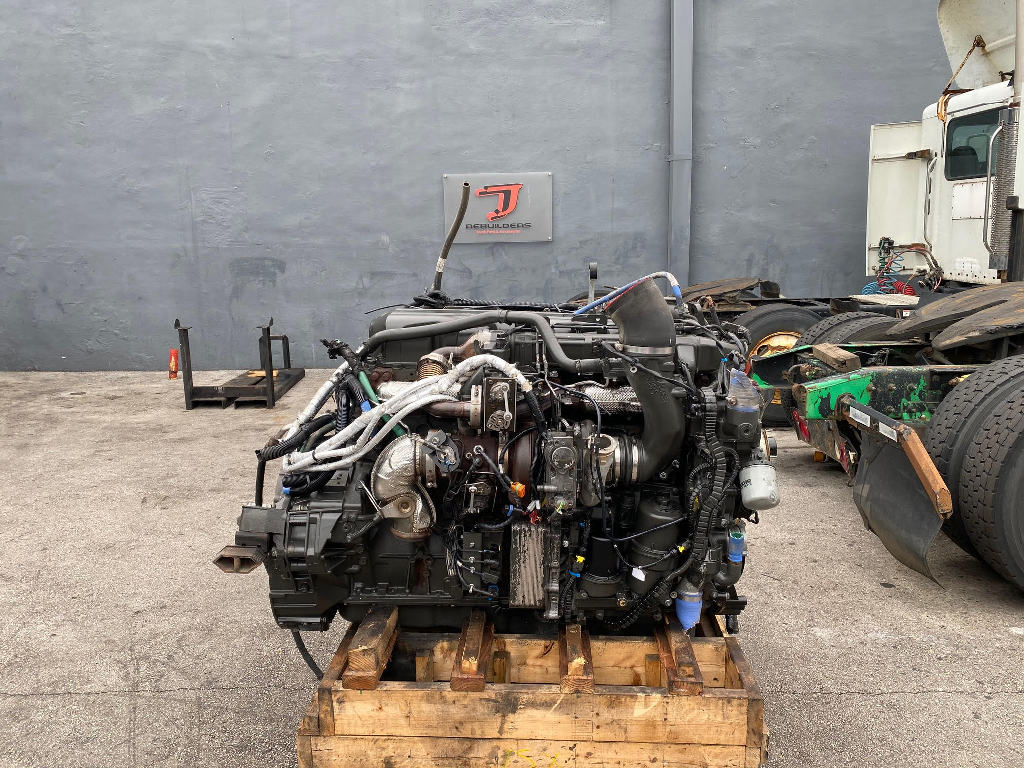 USED 2013 PACCAR MX-13 TRUCK ENGINE TRUCK PARTS #2994