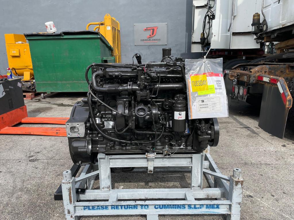 NEW 2015 CUMMINS ISB 5.9 TRUCK ENGINE TRUCK PARTS #3001