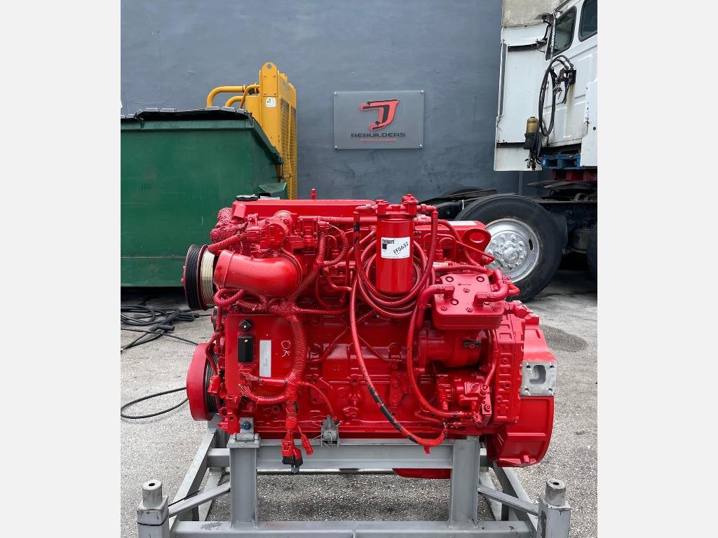 NEW 2018 CUMMINS ISB 6.7 TRUCK ENGINE TRUCK PARTS #3003