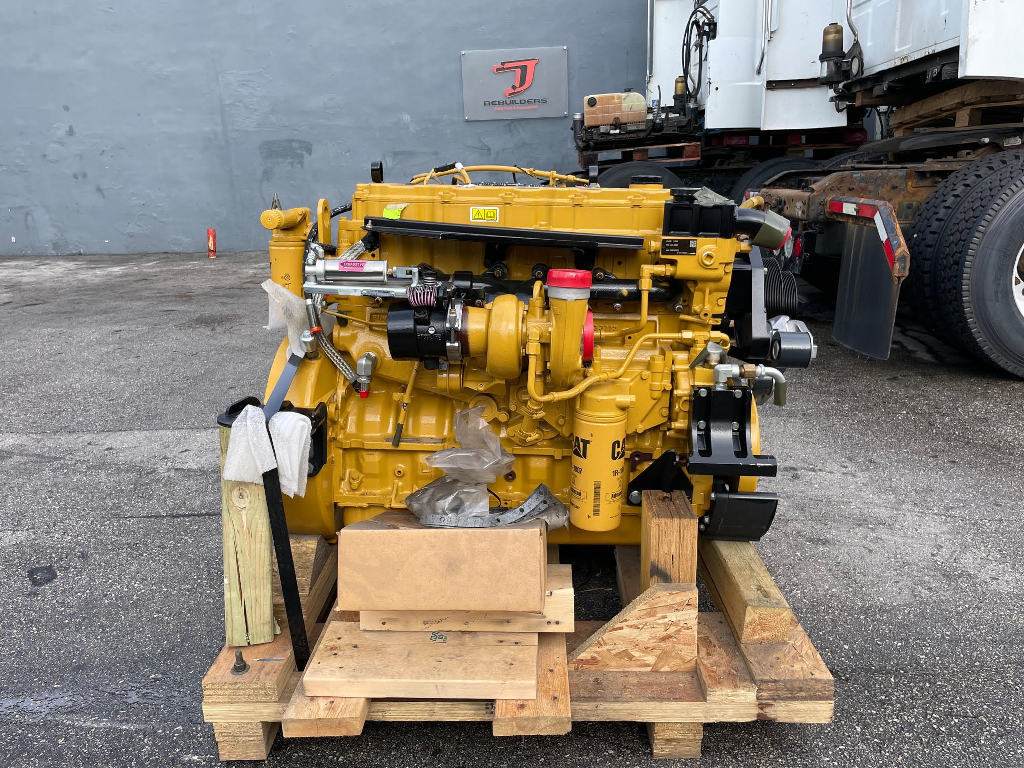 NEW 2010 CAT C7 ACERT TRUCK ENGINE TRUCK PARTS #3009