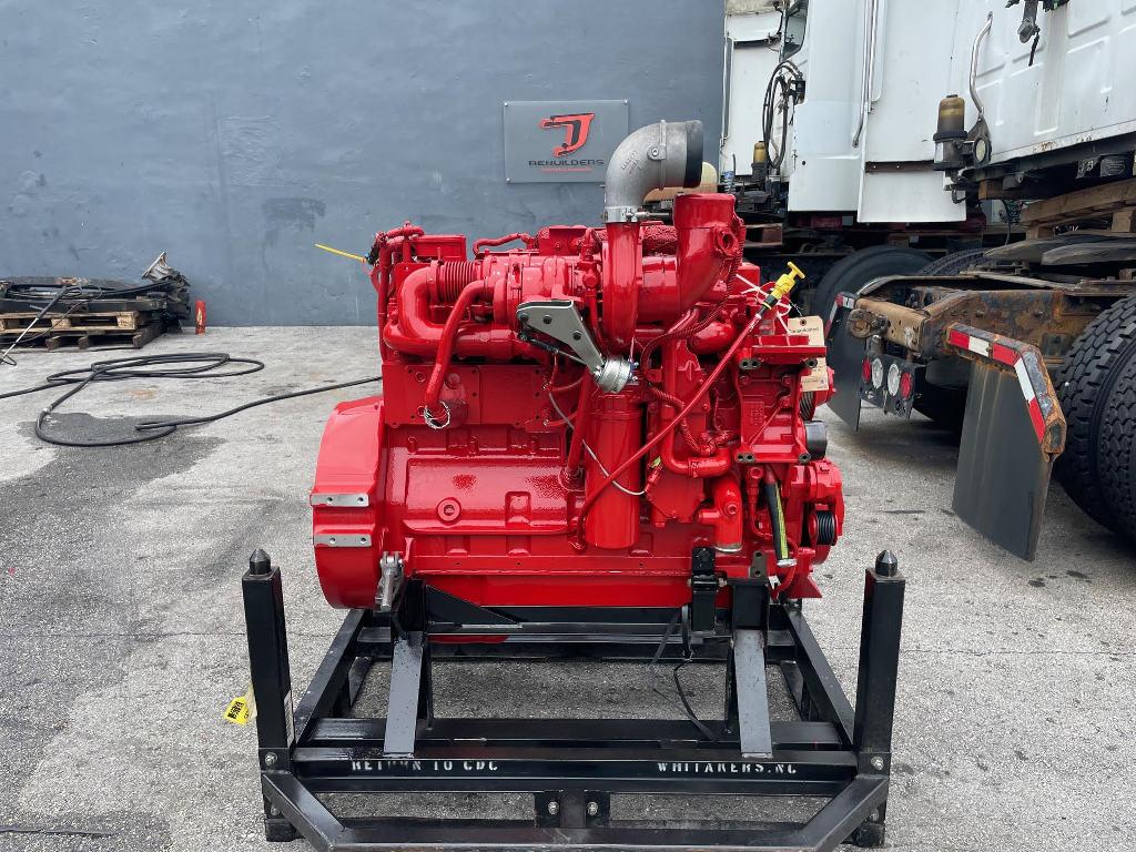 NEW 2016 CUMMINS ISL G TRUCK ENGINE TRUCK PARTS #3019