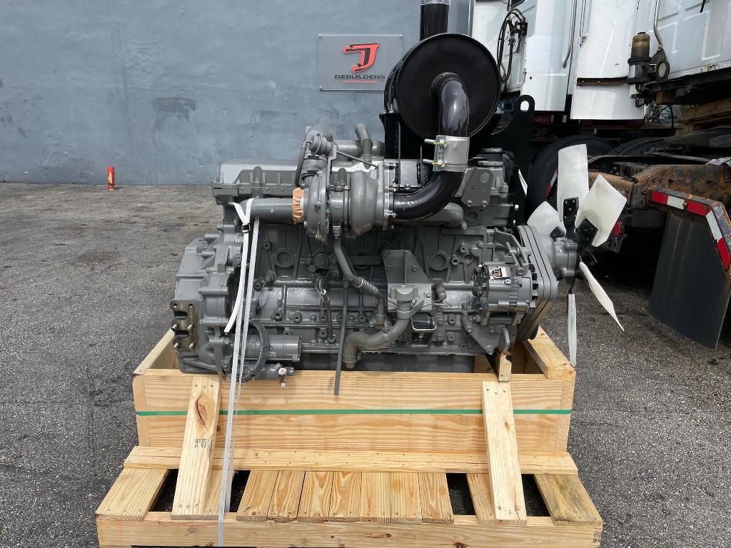 NEW 2011 ISUZU 6HK1 EQUIPMENT ENGINE TRUCK PARTS #3025