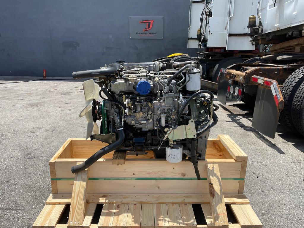 USED 2003 ISUZU 4HE1XS TRUCK ENGINE TRUCK PARTS #3028