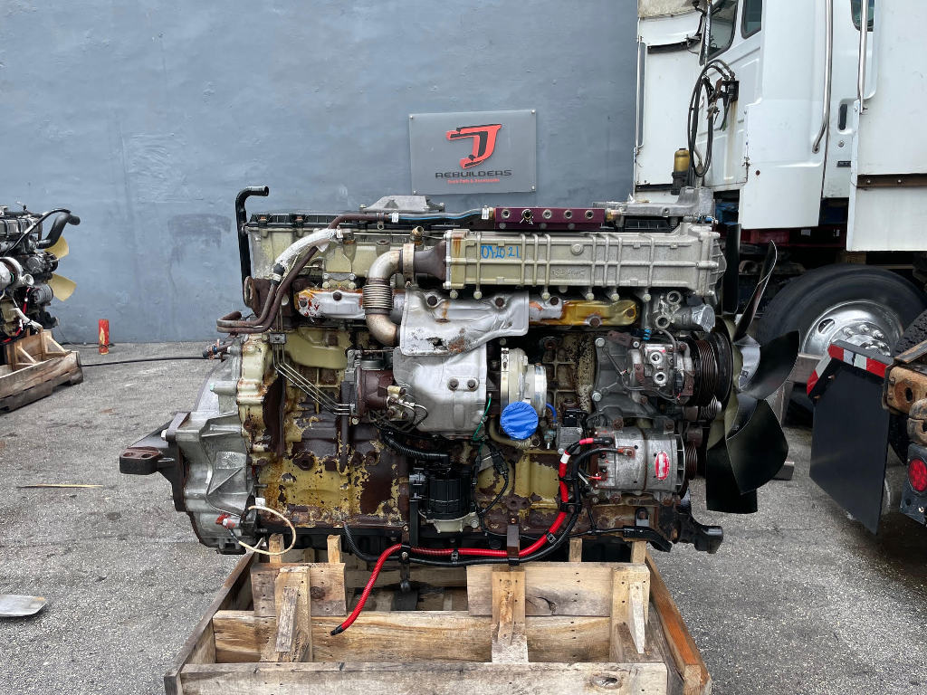 USED 2012 DETROIT DD13 TRUCK ENGINE TRUCK PARTS #3032