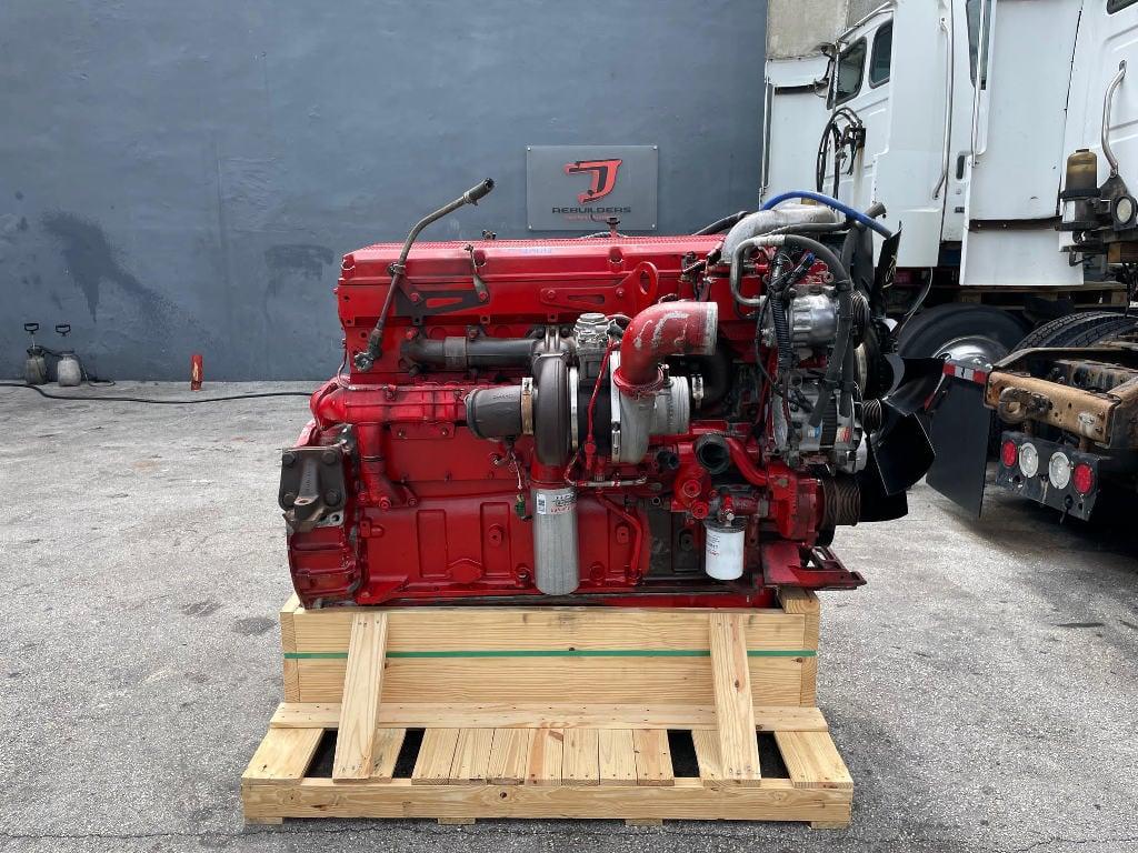 USED 2017 CUMMINS ISX TRUCK ENGINE TRUCK PARTS #3033