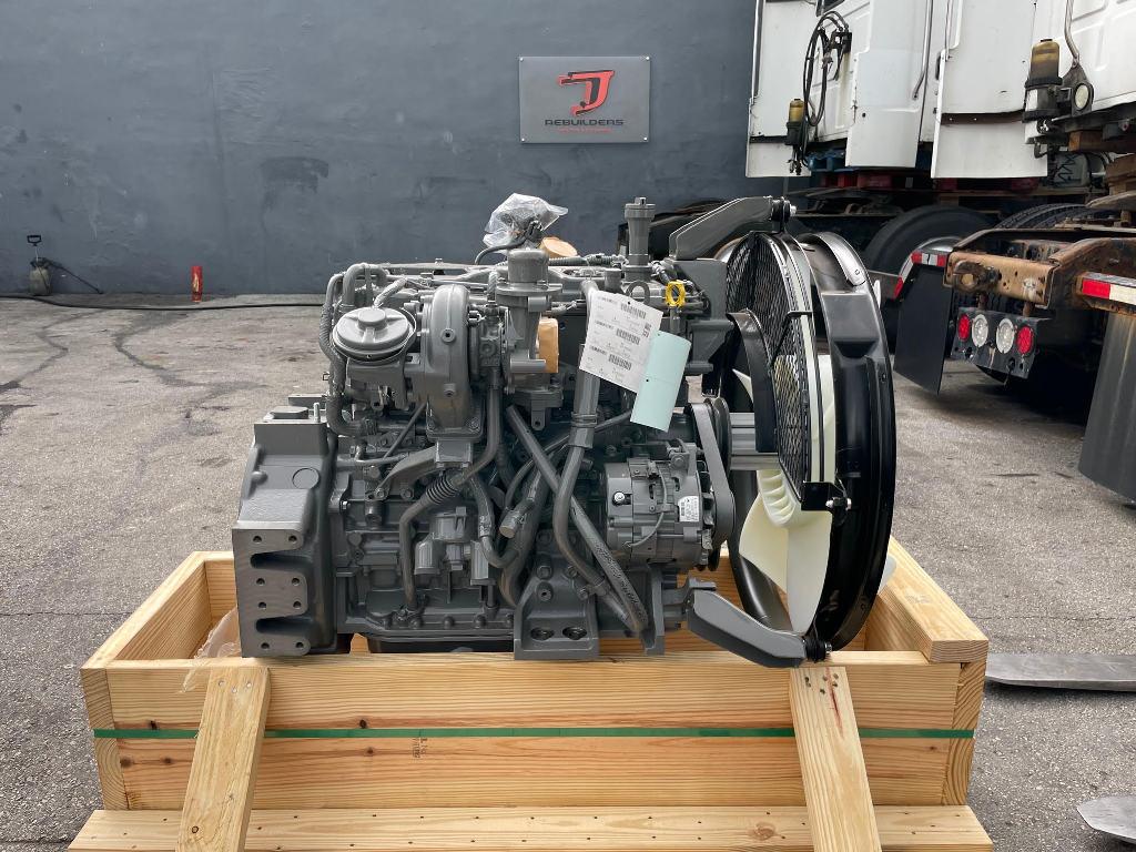 NEW 2013 ISUZU 4JJ1X EQUIPMENT ENGINE TRUCK PARTS #3034