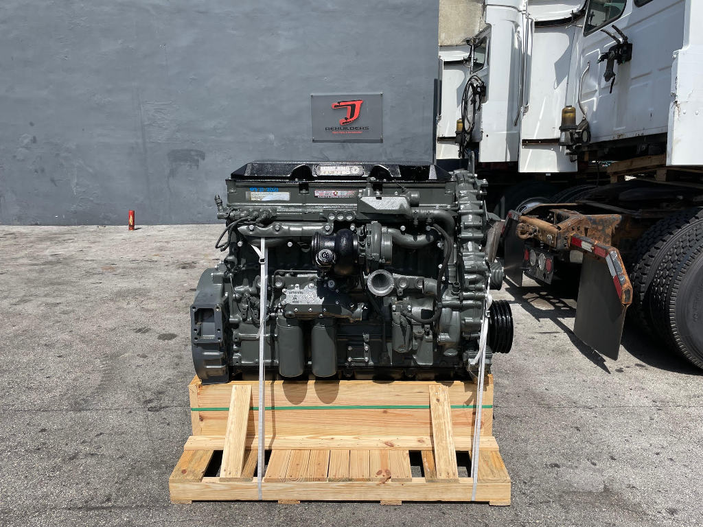 USED 1998 DETROIT SERIES 60 12.7 TRUCK ENGINE TRUCK PARTS #3035